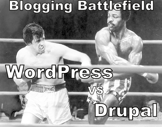 Wordpress drupal