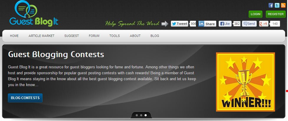 guestblogit guest blogging sites