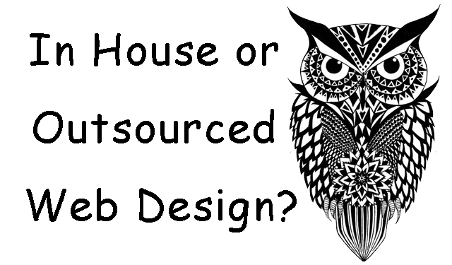 inhouse outside web design