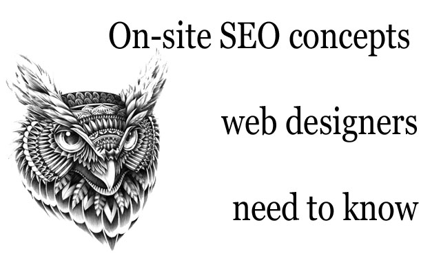 on-site SEO