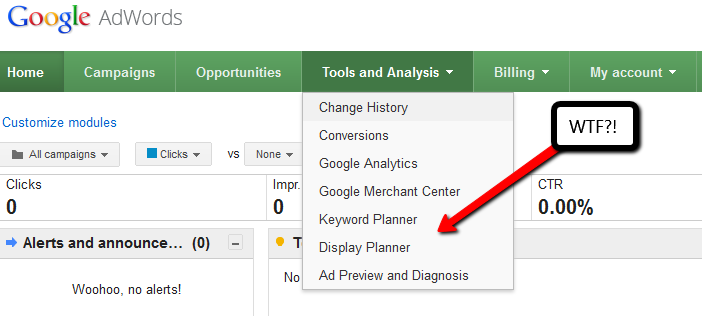 google updates adwords