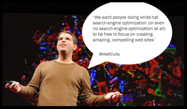 MattCutts-Google updates Hummingbird