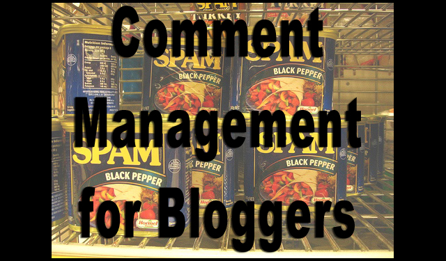 comment management