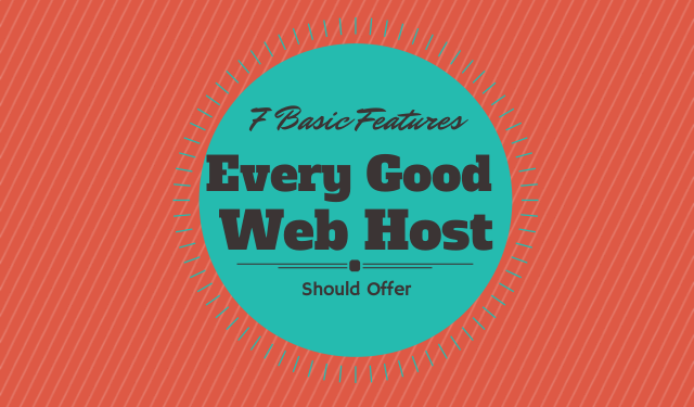 Good Web Host